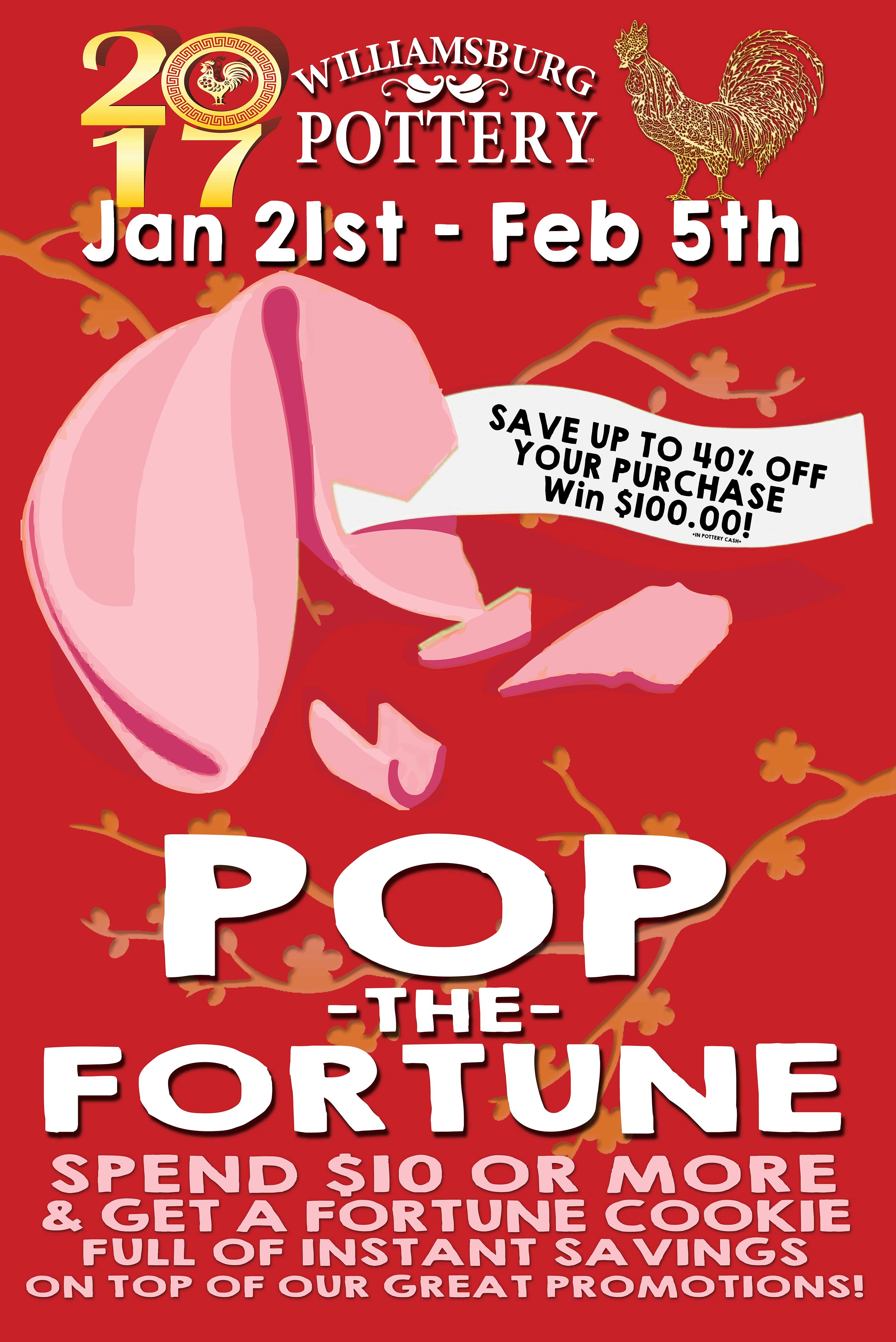 Pop The Fortune